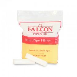 Falcon 9mm filters 25stuks