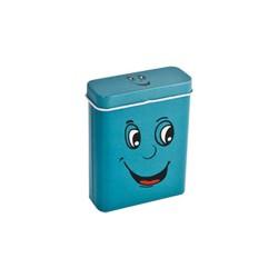 Sigarettenblikje Blue smile