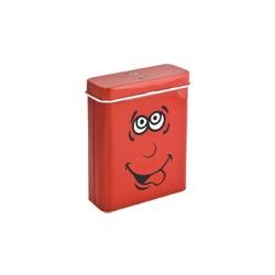 Red smile boxje