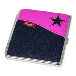 Denim Stars roze