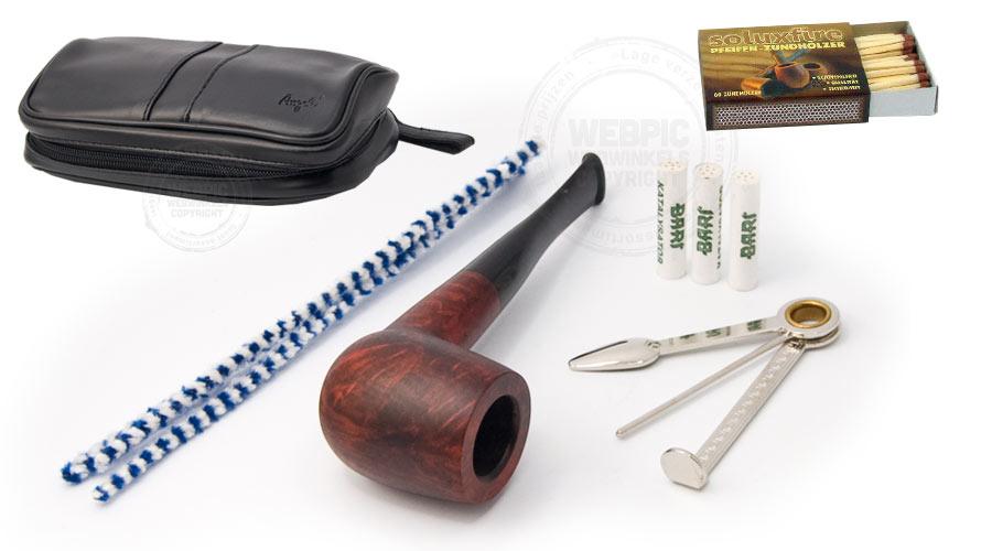 pijp rook starterspakket onderdelen