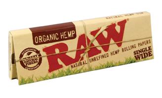 raw normale vloei
