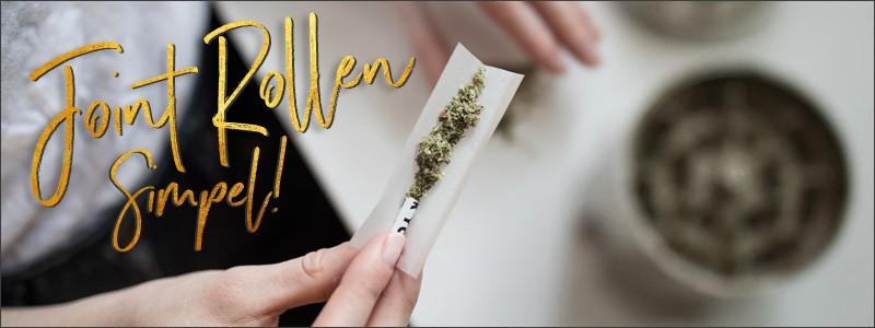 Joint rollen, maar hoe?