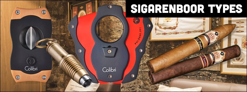Sigarenknipper types en soorten