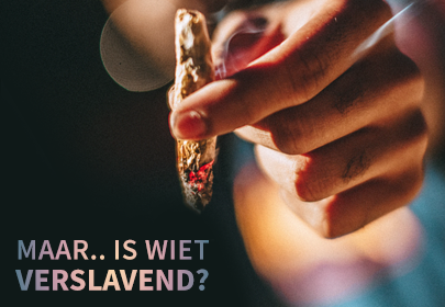 Is wiet verslavend?